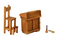 Schoolmasters-desk-and-chair